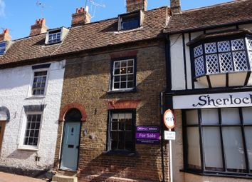 Thumbnail 3 bed terraced house for sale in High Street, Aylesford