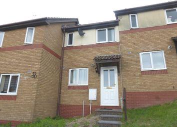 Thumbnail 2 bed terraced house for sale in Llwyn Helig, Kenfig Hill, Bridgend
