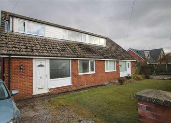 Thumbnail 3 bed semi-detached bungalow for sale in Ribblesdale Drive, Grimsargh, Preston