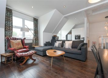 Thumbnail 1 bed flat to rent in 116 Brondesbury Park, London