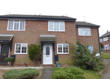 Thumbnail 2 bed town house to rent in Brendon Close, Shepshed, Loughborough