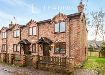 Thumbnail 1 bed semi-detached house to rent in Barracks Lane, Ravensmoor, Nantwich