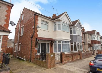 Thumbnail 4 bed semi-detached house for sale in Compton Road, Portsmouth