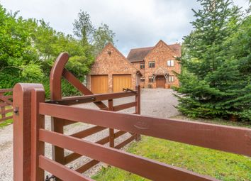 Thumbnail 5 bed detached house for sale in Netherwood Lane, Chadwick End, Solihull