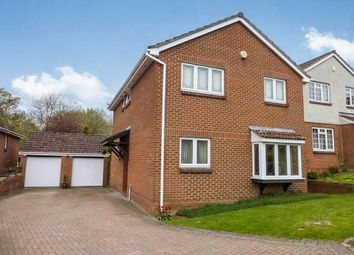 Thumbnail 4 bedroom detached house for sale in Dove Close, Lower Earley, Reading