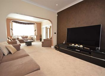 Thumbnail 4 bed semi-detached house for sale in Mighell Avenue, Redbridge, Essex