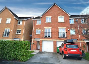 Thumbnail 4 bed end terrace house for sale in Ferryside, Thelwall, Warrington