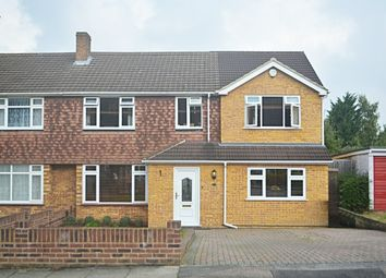 Thumbnail 5 bed semi-detached house for sale in Hollingworth Road, Petts Wood, Orpington