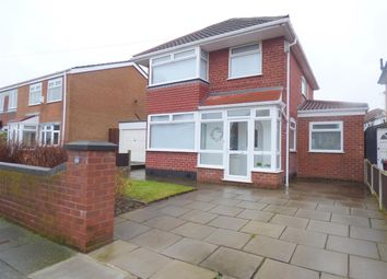 Thumbnail 3 bed detached house to rent in Windsor Road, Huyton, Liverpool
