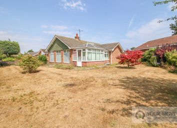 Thumbnail 2 bed bungalow for sale in Hillside Avenue, Worlingham, Beccles