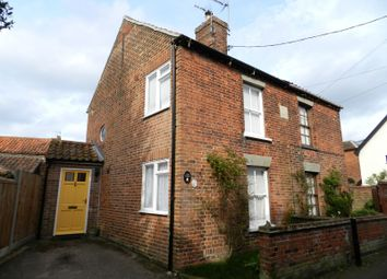 Thumbnail 2 bed cottage for sale in Stone Cottages, Hungate Lane, Beccles