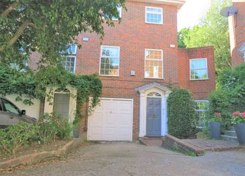 Thumbnail 5 bed terraced house to rent in Heatherdale Close, Kingston Upon Thames