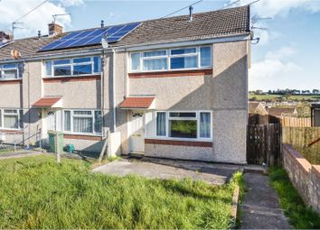 Thumbnail 2 bed semi-detached house for sale in Moorland Crescent, Pontypridd