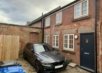 Thumbnail 1 bed mews house for sale in Quarn Street, Derby