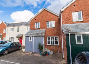Thumbnail 3 bed terraced house for sale in Glen Creedy Court, Crediton