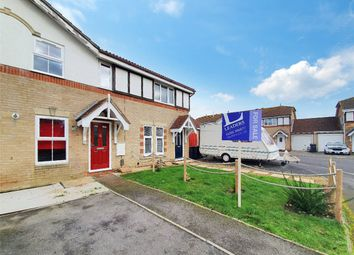 2 bed terraced house for sale in Davenport Close, Gosport, Hampshire PO13