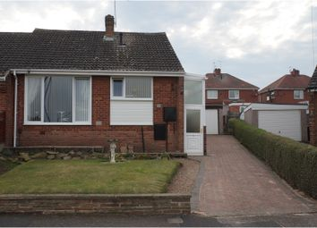Thumbnail 2 bed semi-detached bungalow for sale in Ryton Avenue, Barnsley