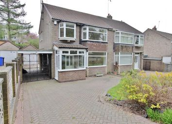 Thumbnail 3 bed semi-detached house for sale in Longford Drive, Bradway, Sheffield