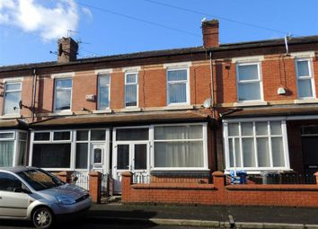 Thumbnail 4 bed terraced house for sale in Haddon Street, Salford