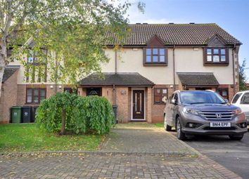 Thumbnail 2 bed terraced house for sale in Yarrow Close, Broomhall, Worcester
