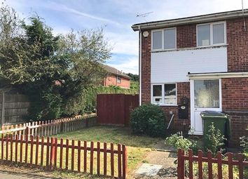 Thumbnail 2 bedroom terraced house for sale in 18 Sperrin Close, Lincoln