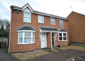 Thumbnail 3 bed semi-detached house to rent in Tewkesbury Close, Northampton
