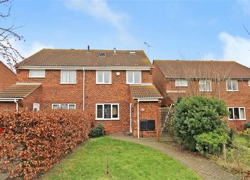 Thumbnail 4 bedroom semi-detached house for sale in Elmsdale Road, Wootton, Bedfordshire