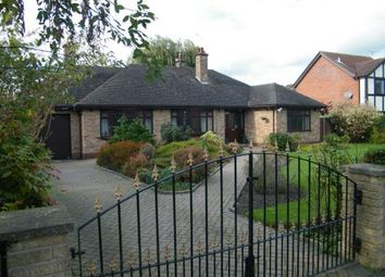 Thumbnail 3 bed bungalow for sale in Mablins Lane, Crewe, Cheshire