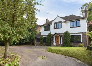 Thumbnail 4 bedroom detached house to rent in Dome Hill, Caterham