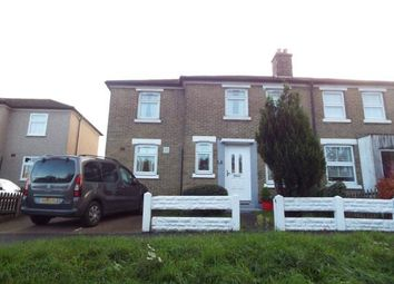 Thumbnail 3 bed semi-detached house for sale in Watts Crescent, Purfleet