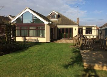 Thumbnail 4 bedroom detached bungalow for sale in Busseys Loke, Bradwell, Great Yarmouth