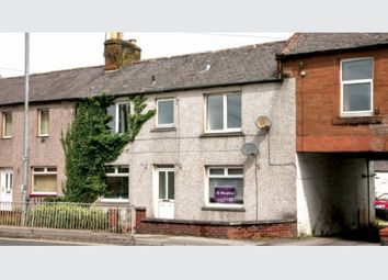 Thumbnail 3 bed terraced house for sale in 197 Annan Road, Dumfriesshire, Scotland