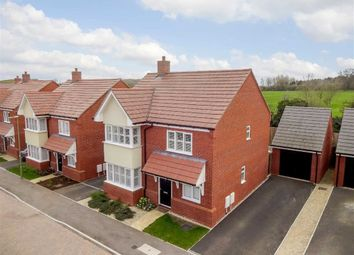 Thumbnail 4 bedroom detached house for sale in Ruskin Close, Oxford