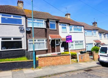Thumbnail 3 bed terraced house for sale in Francis Road, Dartford