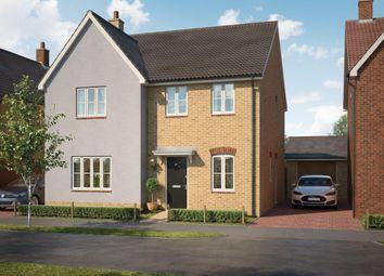 Thumbnail 4 bedroom detached house for sale in Elms Croft, Rodbridge Hill, Long Melford, Sudbury