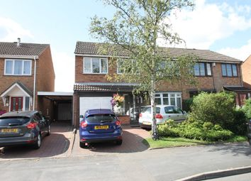 Thumbnail 5 bed semi-detached house for sale in Wilnecote Lane, Belgrave, Tamworth