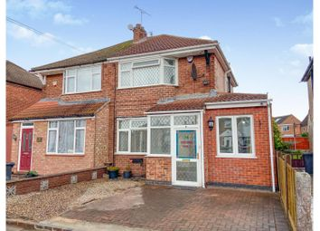 Thumbnail 4 bed semi-detached house for sale in Glencoe Avenue, Rushey Mead