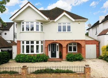 Thumbnail 5 bed property for sale in Pensford Avenue, Kew