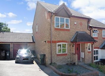Thumbnail 4 bed semi-detached house for sale in Cornford Close, Portslade, Brighton, East Sussex