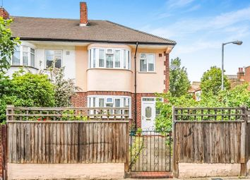 Thumbnail 3 bed semi-detached house for sale in Allfarthing Lane, London
