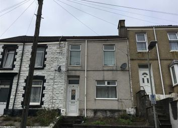 Thumbnail 3 bed terraced house for sale in Watkin Street, Swansea