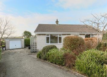 Thumbnail 2 bed detached bungalow for sale in Friary Park, Ballabeg, Castletown