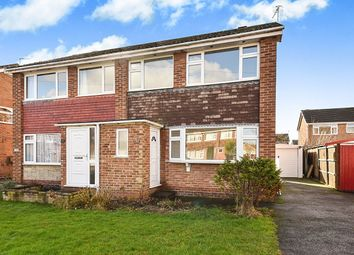 Thumbnail 3 bed semi-detached house for sale in Fairham Road, Stretton, Burton-On-Trent