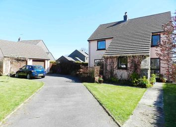 Thumbnail 4 bed detached house for sale in Picton Close, Crundale, Haverfordwest
