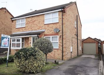 Thumbnail 2 bed semi-detached house to rent in Yew Tree Close, Selby