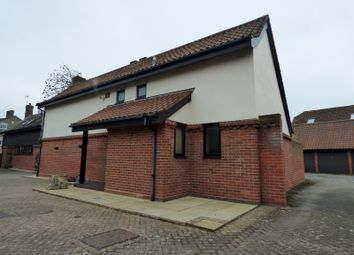 Thumbnail 3 bedroom detached house to rent in Christopher Court, Christopher Lane, Sudbury