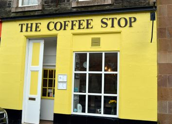 Thumbnail Restaurant/cafe for sale in The Coffee Stop, 29, High Street, Rothesay, Isle Of Bute