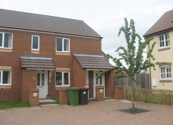 Thumbnail 2 bed flat to rent in Saville Close, Wellington, Telford