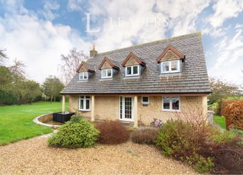 Thumbnail 4 bedroom detached house to rent in Glaston Road, Uppingham