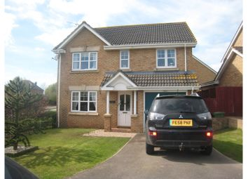 Thumbnail 4 bed detached house for sale in Clos Alwen, Caldicot